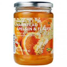MARMELAD APELSIN & FLÄDER Джем из апельсина и цветов бузины - .