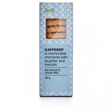 KAFFEREP Овсяное печенье - без сахара