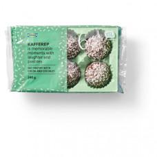 KAFFEREP Овсяное печенье с какао и кокосом - замороженный/Сертификат UTZ