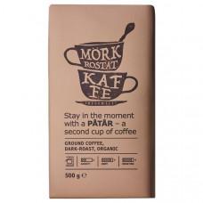 PÅTÅR Кофе молотый, сильной обжарки - ./сертификат UTZ/100 % зерна Арабики