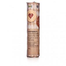 KAFFEREP Печенье с шоколадным наполнителем - Сертификат UTZ