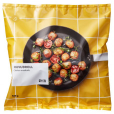 HUVUDROLL ХУВУДРОЛЛ Куриные фрикадельки - замороженный 500 гр